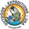KVM Design Logo - Outdoor Expeditions USA