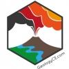 KVM Design Logo - Geology Continuing Education